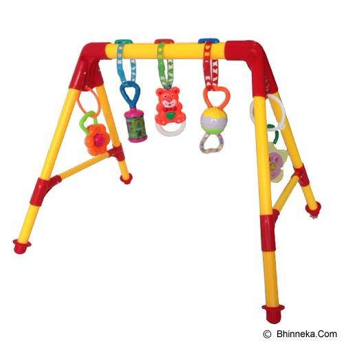 ININI Body Building Shelf Play Gym [iA2020] - Gym and Playmate for Baby / Kids